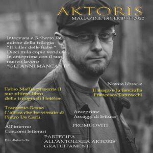 Magazine Aktoris- Dicembre